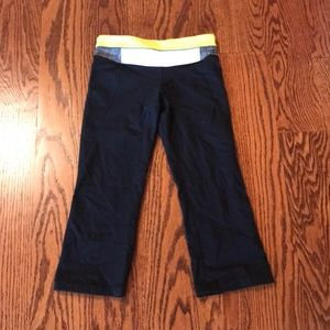 Cropped Lulu pants